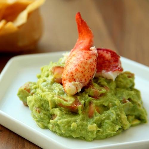 Lobster and Pickled Jalapeño Guacamole Recipe   POPSUGAR Latina