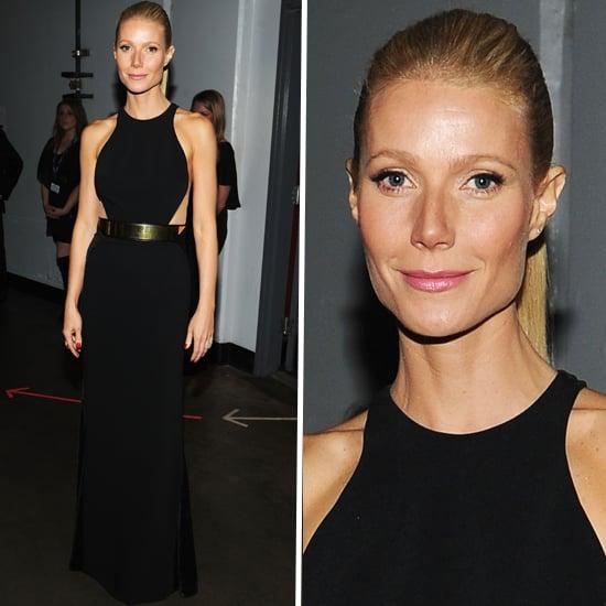 Gwyneth Paltrow at Grammys 2012