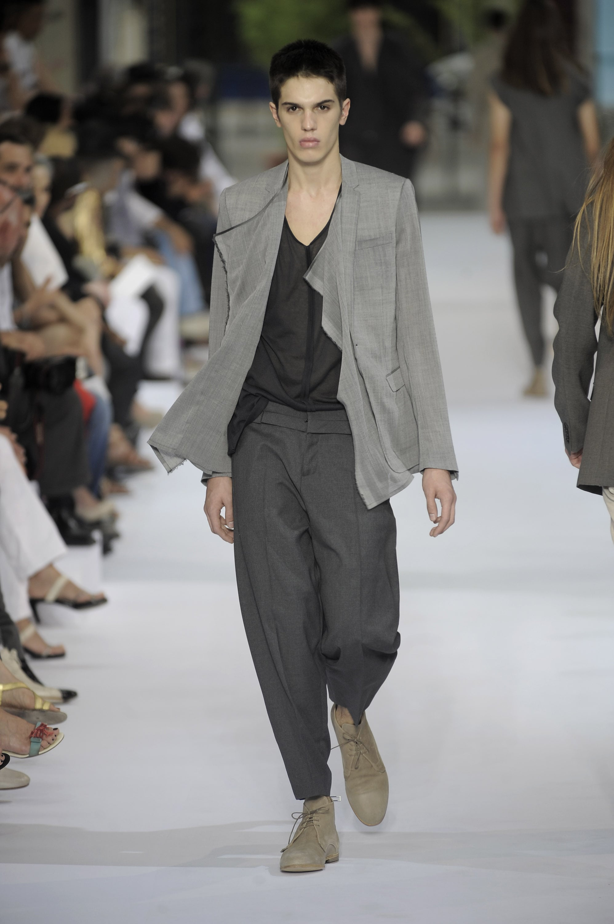 Paris: Dior Homme Men's Spring 2010