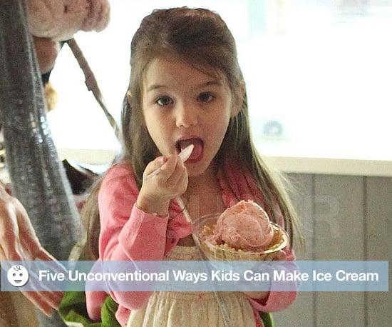 Kid-Friendly Ways to Celebrate National Ice Cream Day