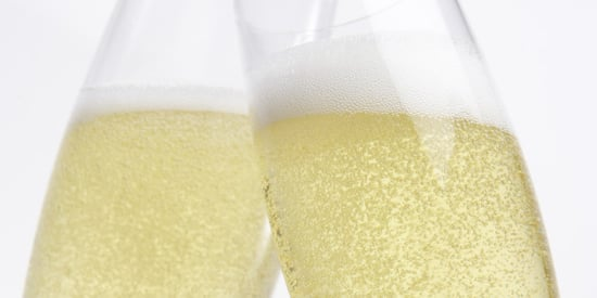 You Shouldn't Drink Champagne out of Those Fancy Flutes