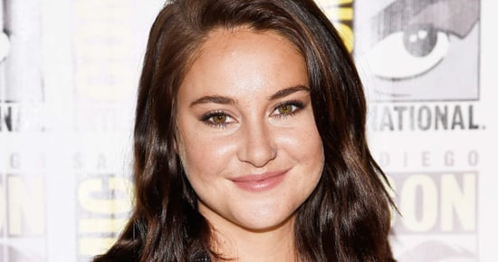 Shailene Woodley Could Be Your Next Congresswoman