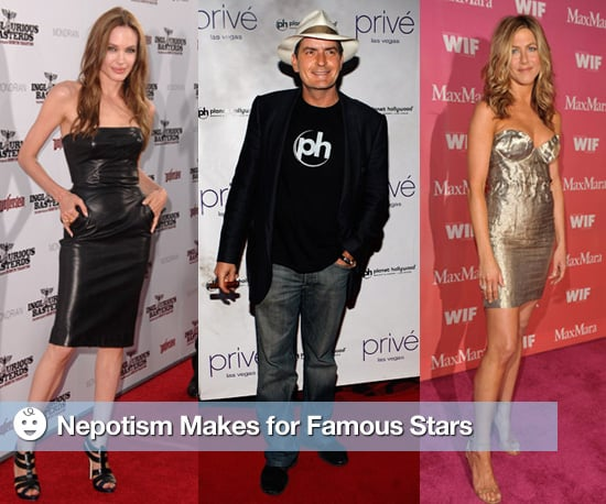 Famous Celebrities With Famous Parents