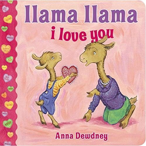 Llama Llama, I Love You