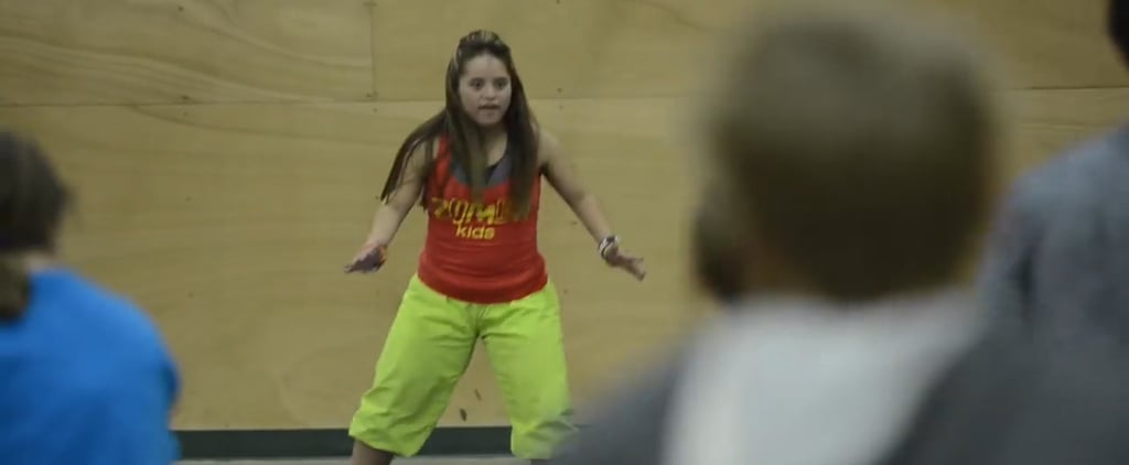Woman With Down Syndrome Achieves Her Dream: Becoming a Zumba Teacher!