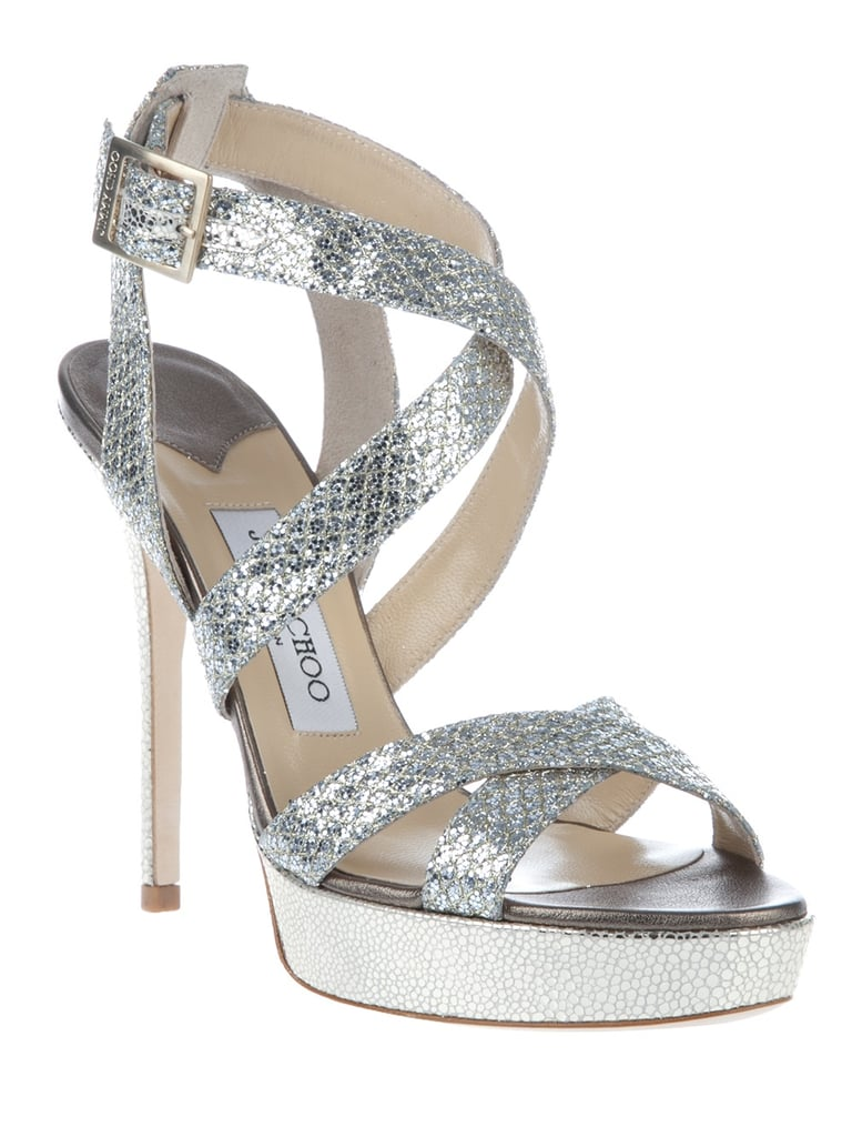 "These Vamp sandals are fit for a duchess — as we spotted Kate Middleton wearing them — but more than that the sophisticated strap detail-meets-subtle metallic embellishment makes them a unique pair to don. Jimmy Choo ""Vamp"" Sandal ($677)"