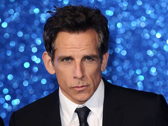 Ben Stiller Breaks World Record for 'Longest Selfie Stick Ever Made'