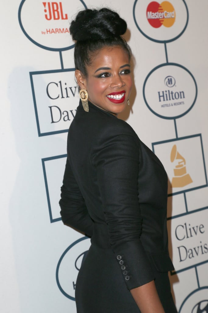 Kelis made a return to the red carpet.