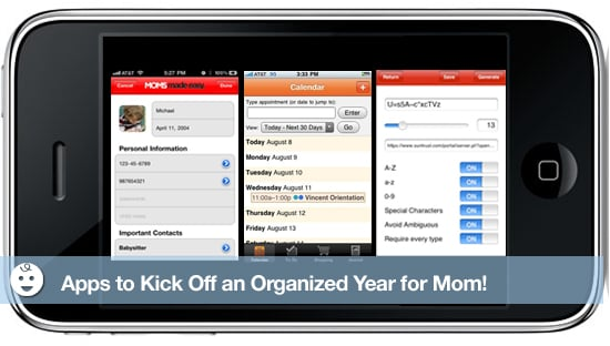 Best iPhone Apps For Moms