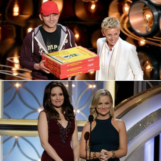 Award Season Moments We Can't Stop Watching