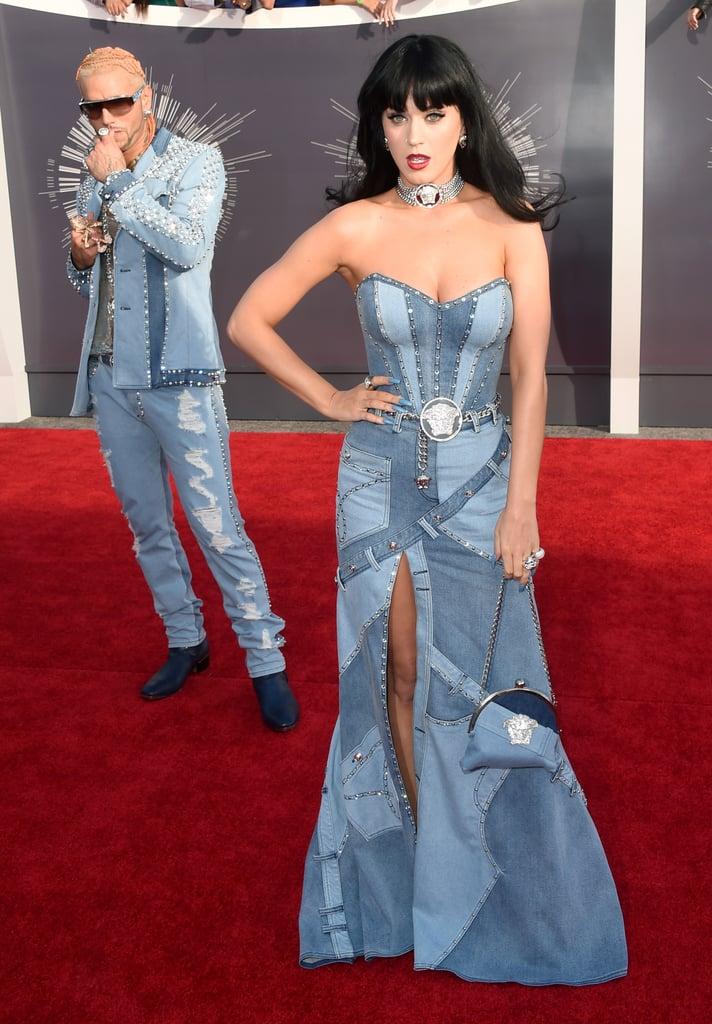 Katy Perry at the 2014 MTV VMAs