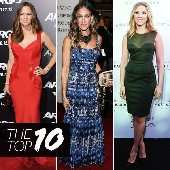 Glam's the Name of the Game in This Week's Top 10