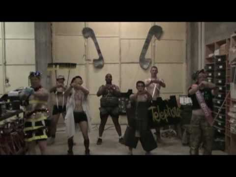 """Video of Soldiers Performing Lady Gaga's """"Telephone"""""""