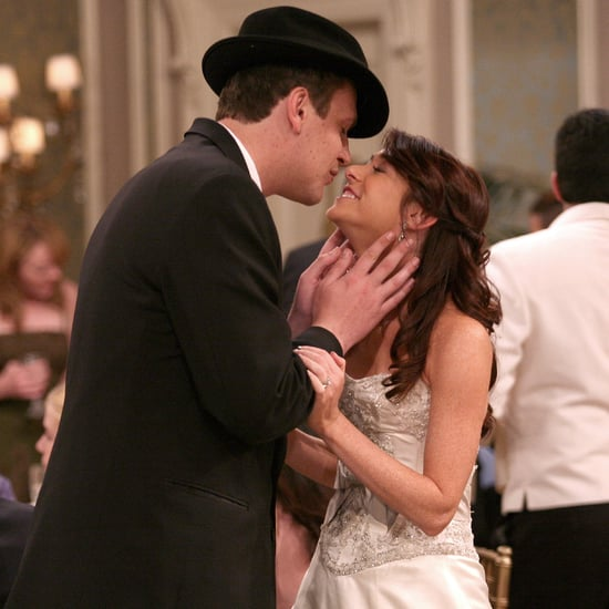 How I Met Your Mother Wedding Pictures