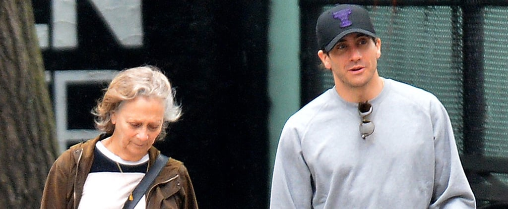 Jake Gyllenhaal Spends Some Quality Time With His Mom in the Big Apple