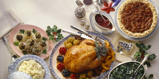 Why You Don't Need to Worry About Your Health Over the Holidays