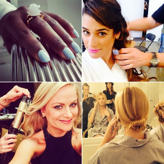 Celebrity Beauty Instagrams   Jan. 15, 2014