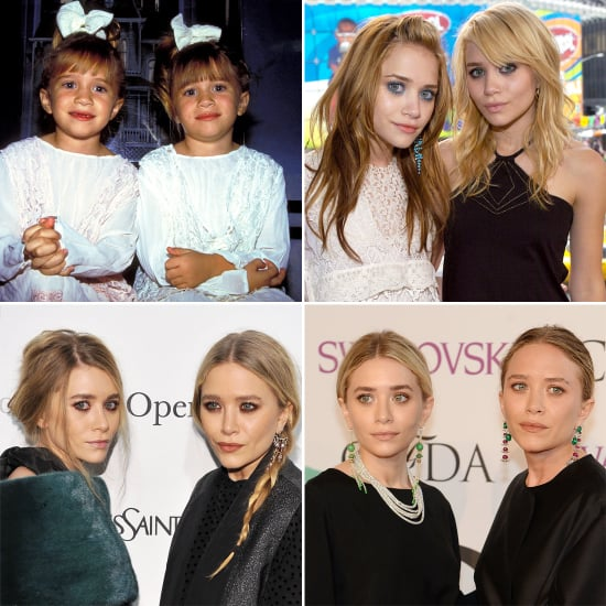 Mary-Kate and Ashley Olsen Hair