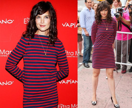 Katie Holmes at The Extra Man Premiere in NYC 2010-07-20 20:00:00