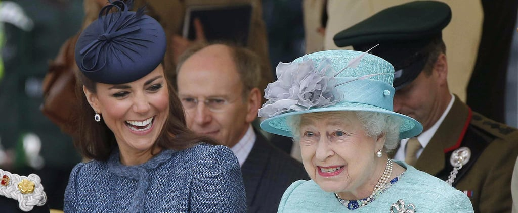 21 Awkward Interactions Between Kate Middleton and the Queen