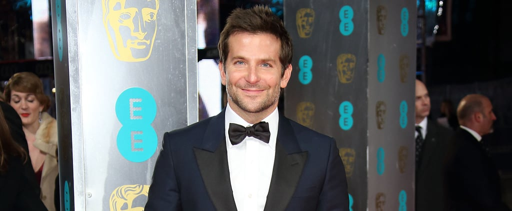 """Bradley Cooper Went Commando at the White House in """"Crazy-Town Tight"""" Pants"""
