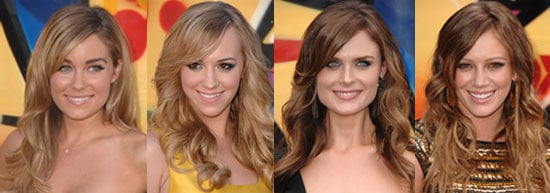 Trend Alert: Side-Swept Bangs and Loose Waves