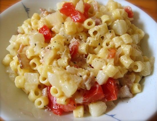 Lidia Bastianich Recipe For Neapolitan Macaroni and Cheese