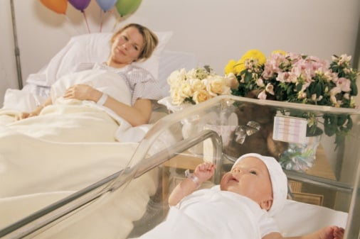 The Don'ts of Visiting a New Baby in the Hospital