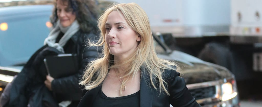 Kate Winslet Steps Out in NYC Days After Supporting BFF Leonardo DiCaprio at the Oscars