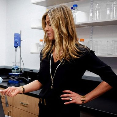 Jennifer Aniston's Ring in New Living Proof Pictures