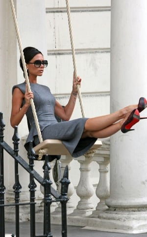 Victoria Beckham Unveils New Denim and Eyewear Line at Net-A-Porter and Continues to Grow Business 2009-12-08 10:57:48