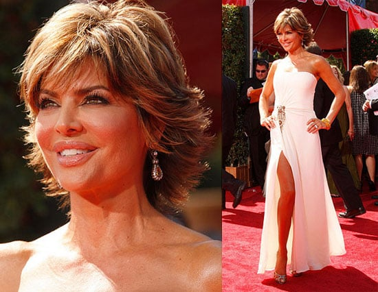Primetime Emmy Awards: Lisa Rinna