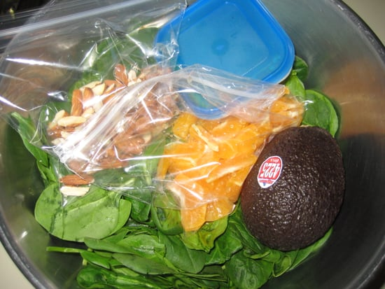 How to Bring Salad to a Potluck