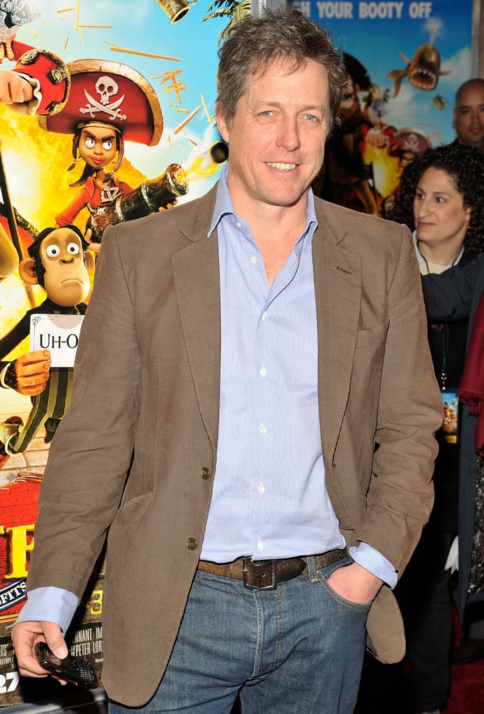 Hugh Grant has joined The Man From U.N.C.L.E. in a supporting role. Armie Hammer and Henry Cavill are already signed on in the lead roles.