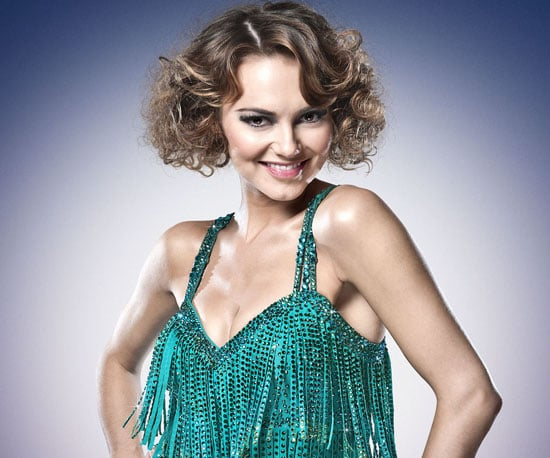 Pictures of Kara Tointon Who Has Won Strictly Come Dancing