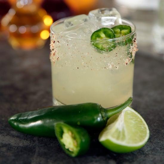Spicy Mezcal Purista Margarita