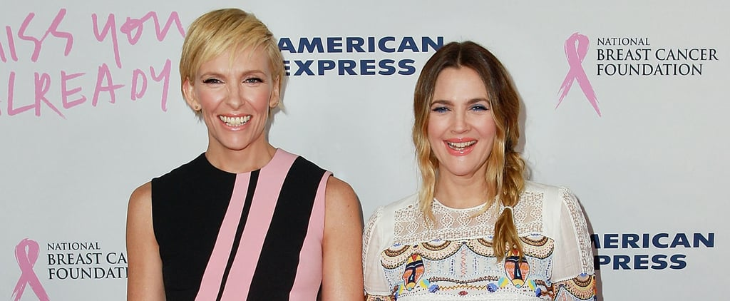 Drew Barrymore and Toni Collette Bring Their Sweet Sisterly Bond to Australia