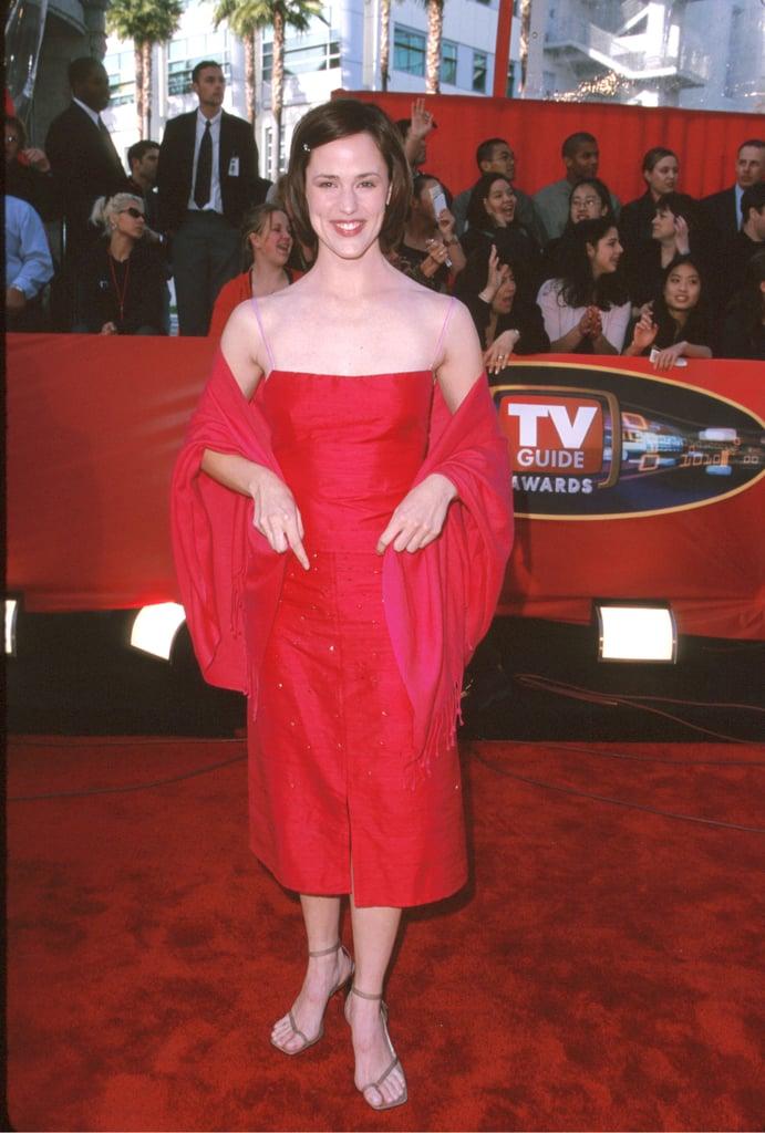 Jennifer Garner, 2000
