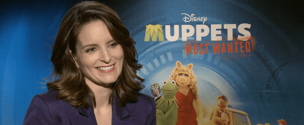 Tina Fey and Ricky Gervais Reveal Their Muppet Twins!