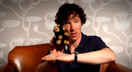 """Sherlock Comic-Con Panel: """"They Wouldn't Stop There, Would They?!"""""""