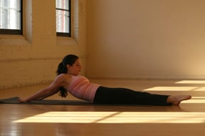 Yoga Poses for Swimmers