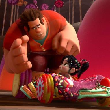 Wreck It Ralph Movie Review