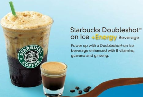 Starbucks Announces +Energy Boosts for Their Drinks