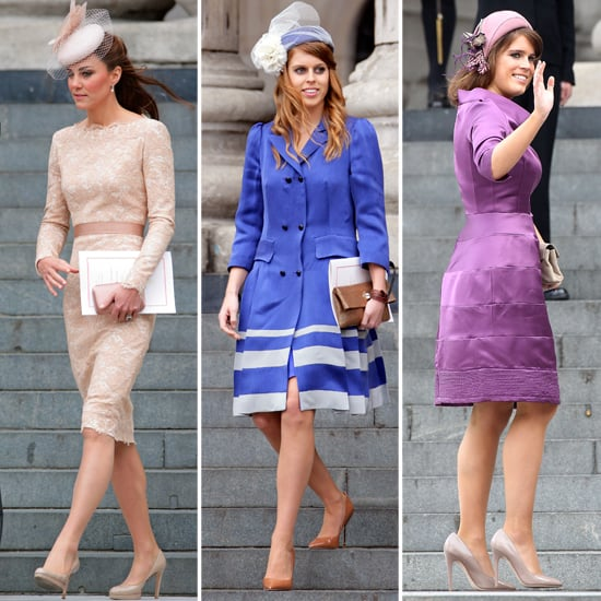 Kate Middleton and the Royals Diamond Jubilee Fashion