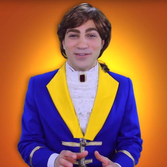Evolution of the Disney Prince Music Video