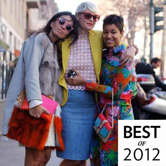 The Best Street Style Snaps of 2012