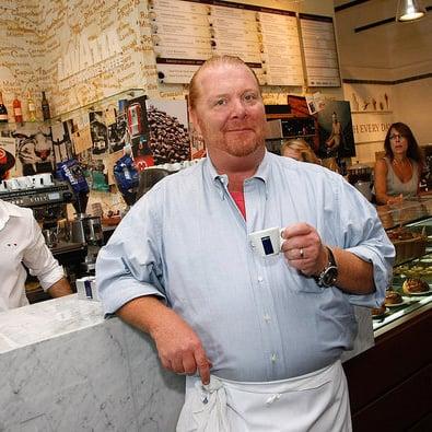 Mario Batali's Kitchen Video
