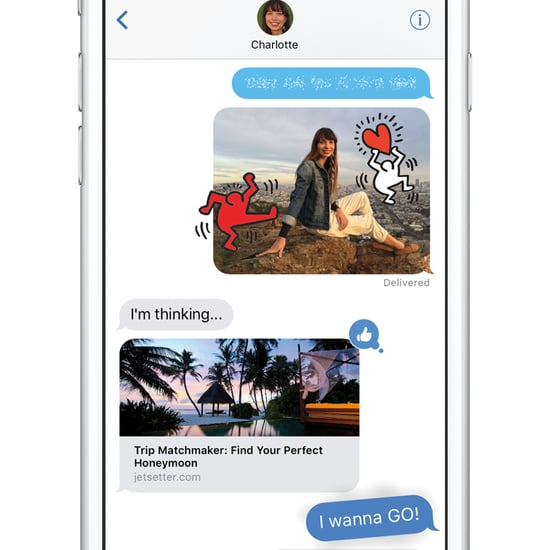 iOS 10 iMessage Details