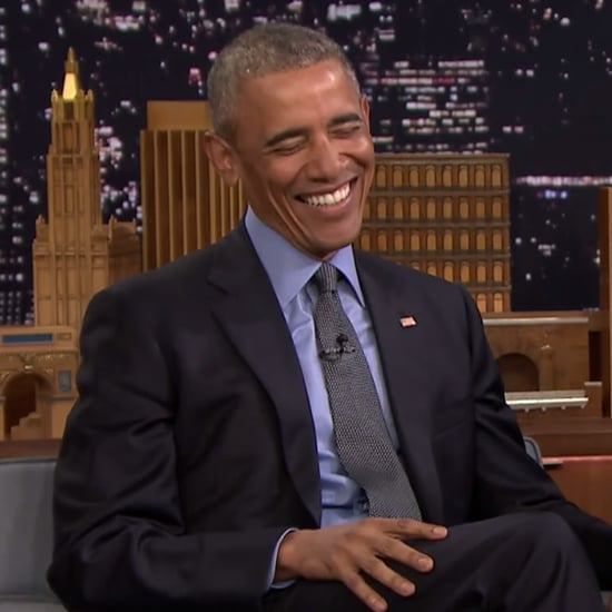 Barack Obama Talks Daughters on The Tonight Show June 2016