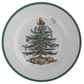 Off to Market Recap: Christmas Plate